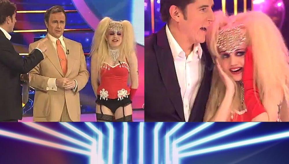 Angy, ganadora de la final de 'Tu cara me suena'