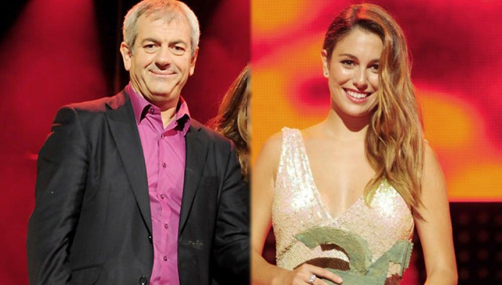 Carlos Sobera y Blanca Suárez