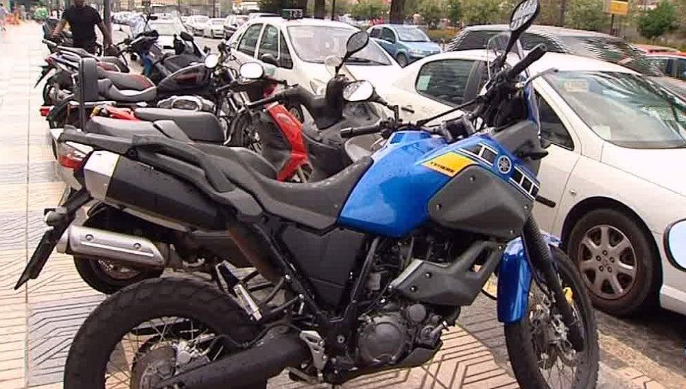 Las motos están de moda