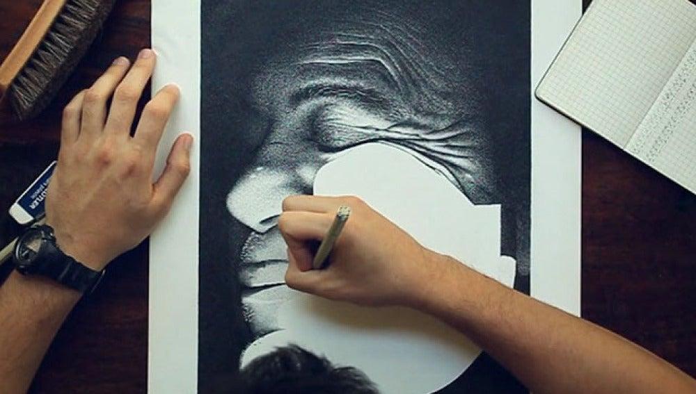 El retrato 'Heroe' de Miguel Endara