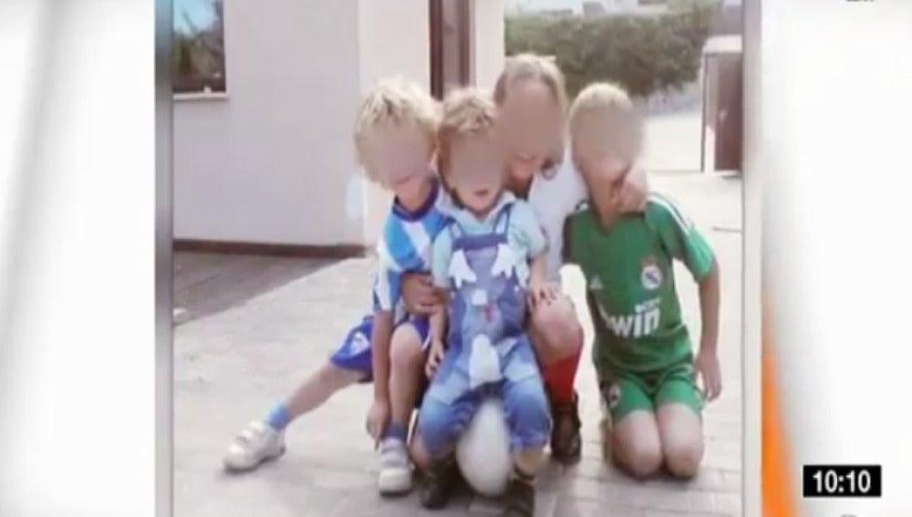 Cuatro niños desaparecidos en Málaga