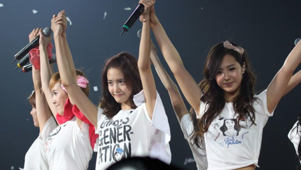 Las 'Spice Girls' asiáticas arrasan en Singapur