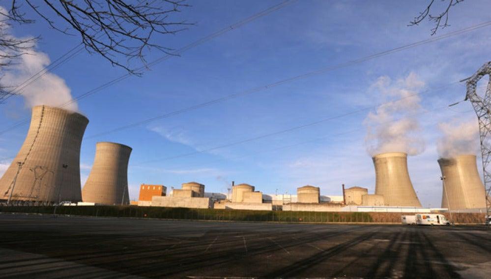 Central nuclear en Canadá