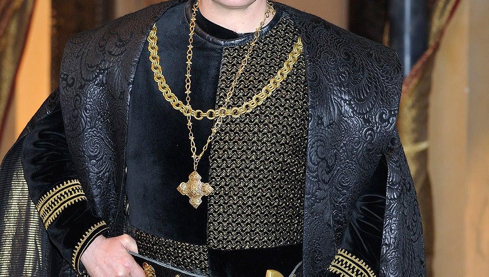 Fernando Cayo es El conde de Miranda