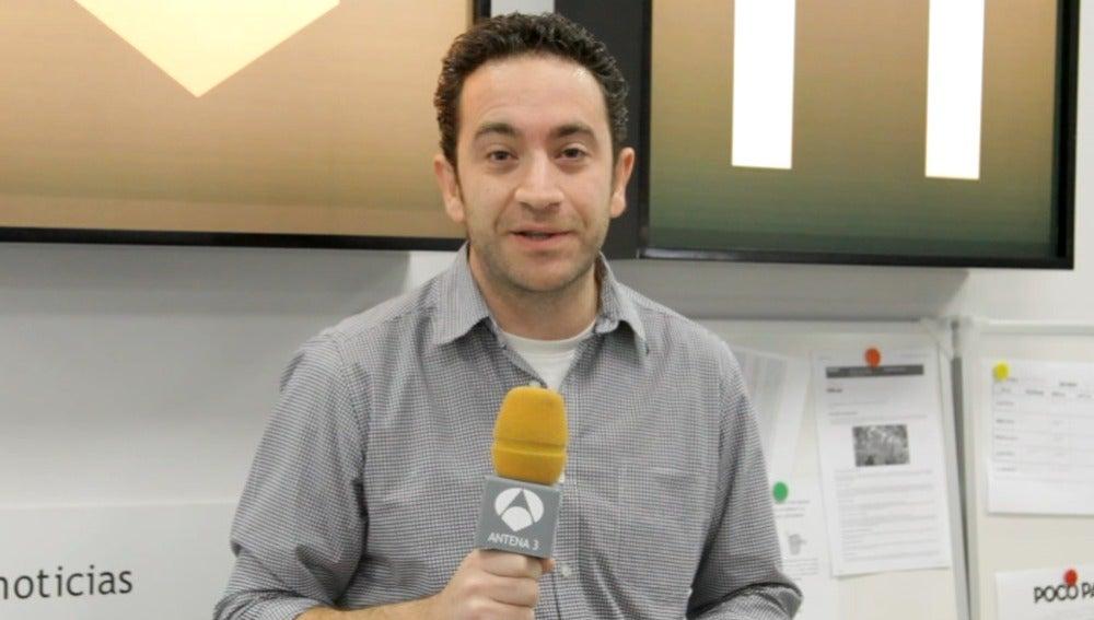 Oscar Castellanos felicita la navidad