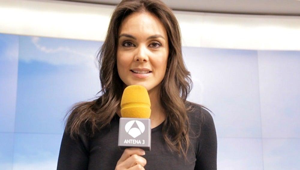 Mónica Carrillo nos desea féliz navidad