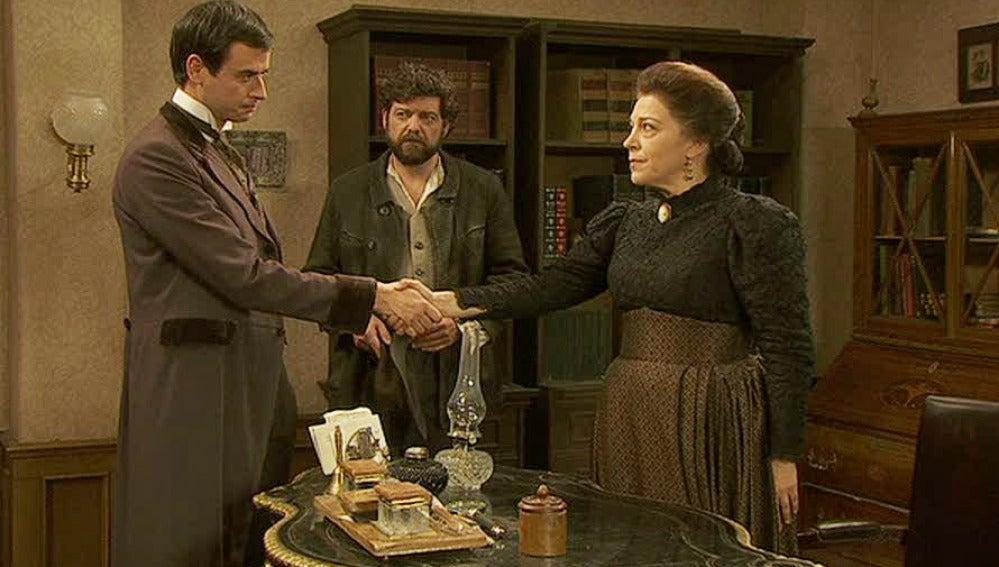 Francisca y Olmo quieren matar a Juan