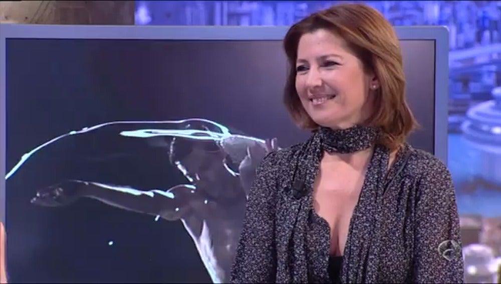 Sara Baras nos habla sobre el anuncio de Freixente