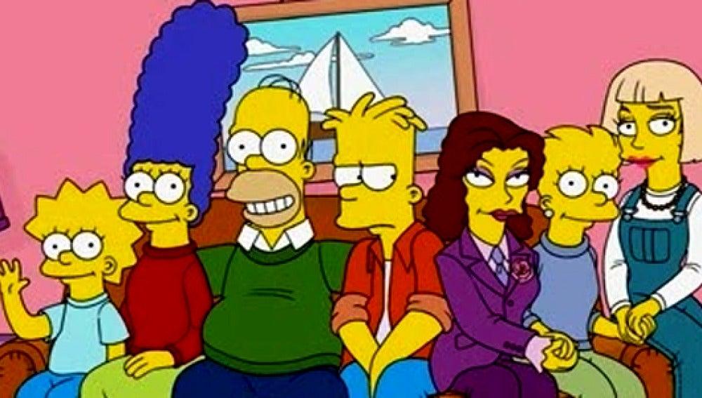 Lisa sale del armario en la temporada 23