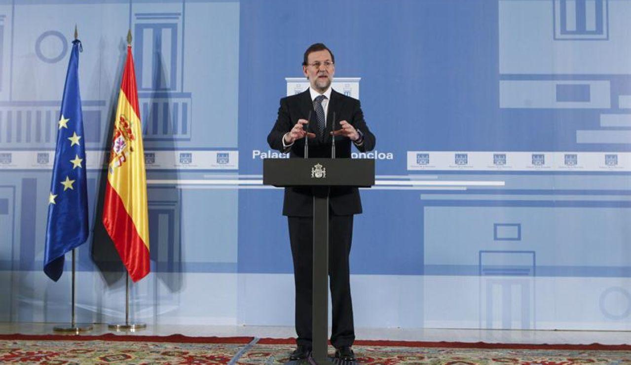 Rajoy anuncia su gobierno
