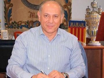 Enrique Cespo, alcalde de Manises