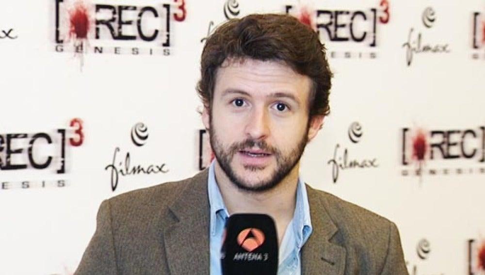 Actor Diego Martín