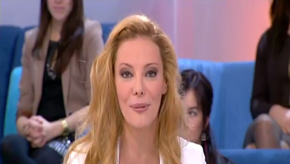 Paula Vázquez vuelve a Antena 3