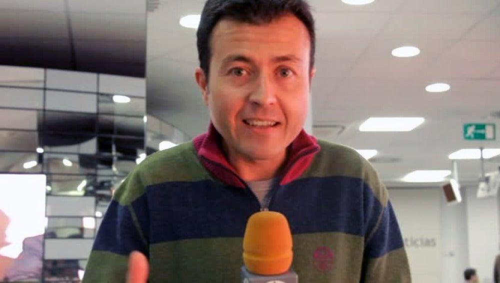 Manu Sánchez felicita las Navidades