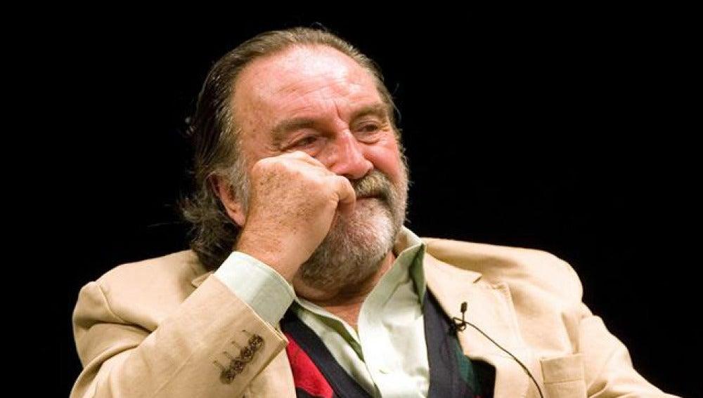 El actor mexicano, Pedro Armendáriz