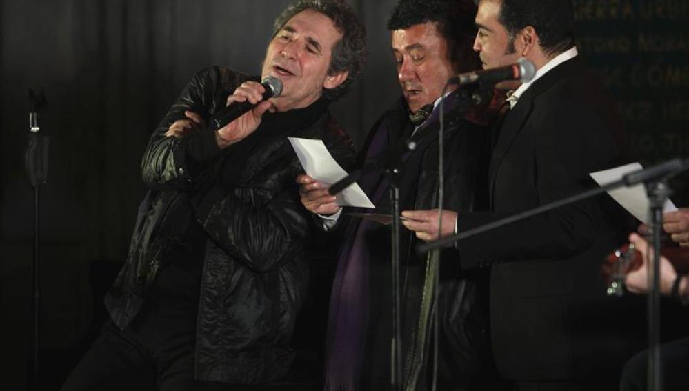 Rock, ópera y flamenco en la cárcel