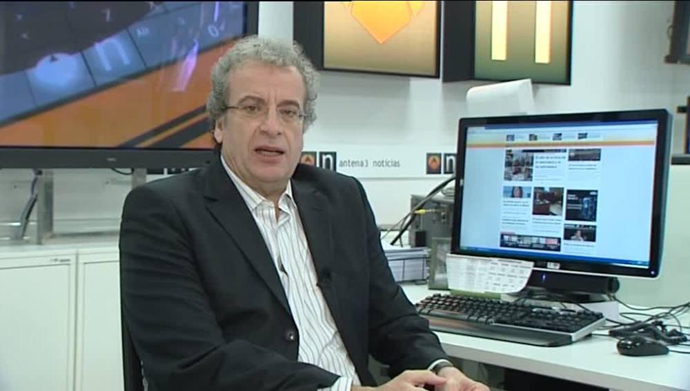 José María Calleja, colaborador de Espejo Público