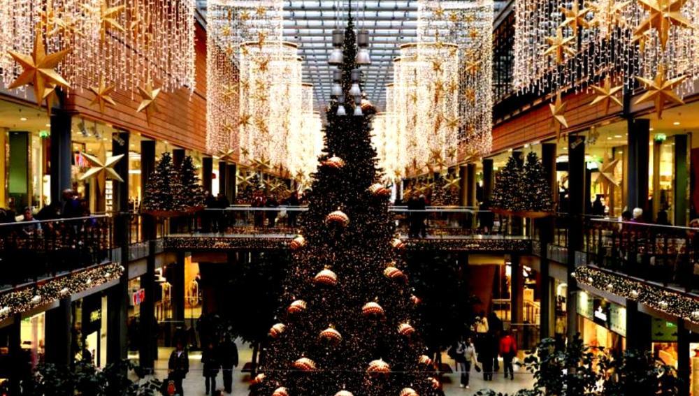 Encuesta compras navideñas