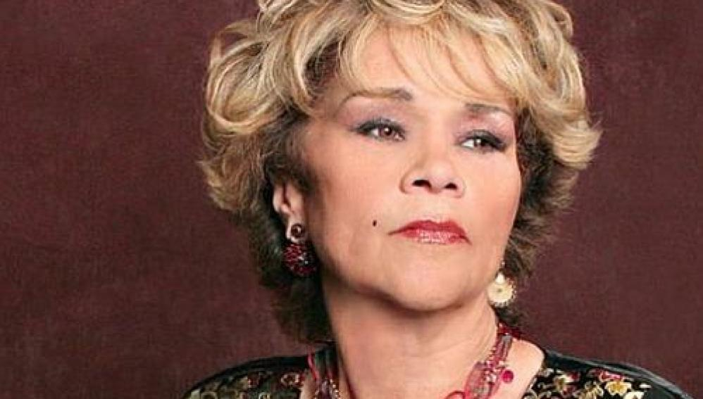 La cantante Etta James