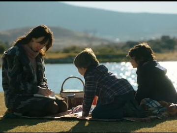 Marco, Lucas y su madre