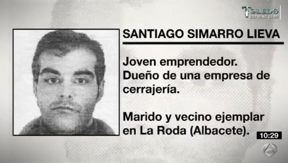 Santiago Simarro cometió varios delitos