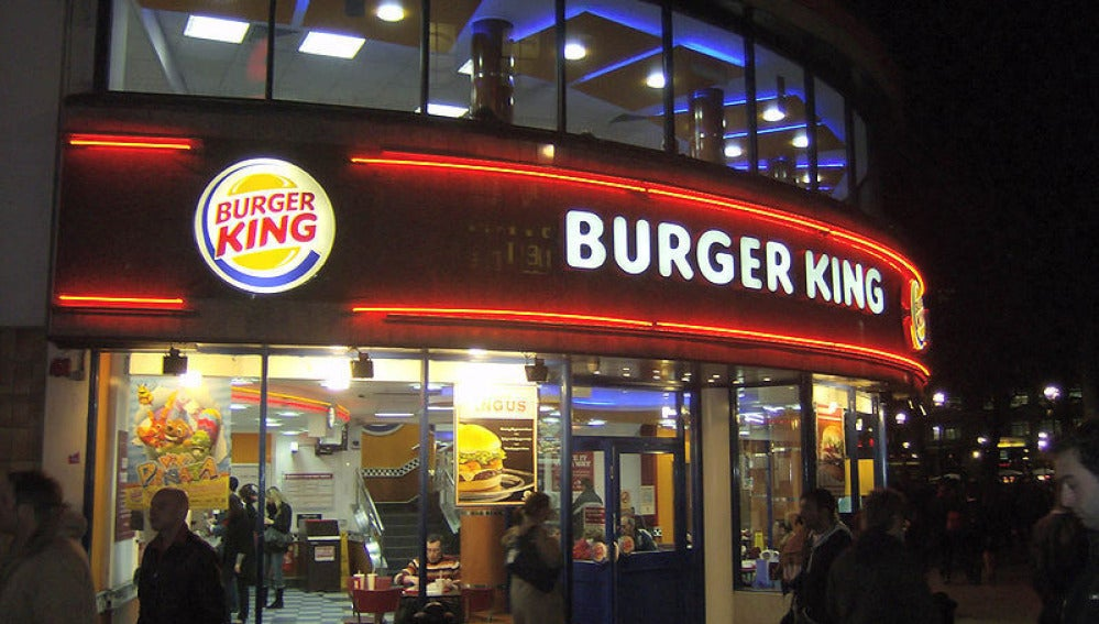 Restaurante Burger King