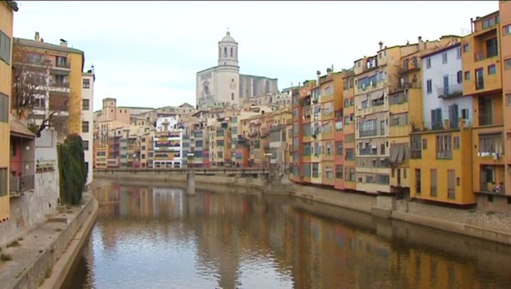 Imagen de la ciudad de Girona
