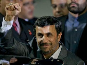 Mahmud Ahmadineyad, presidente iraní