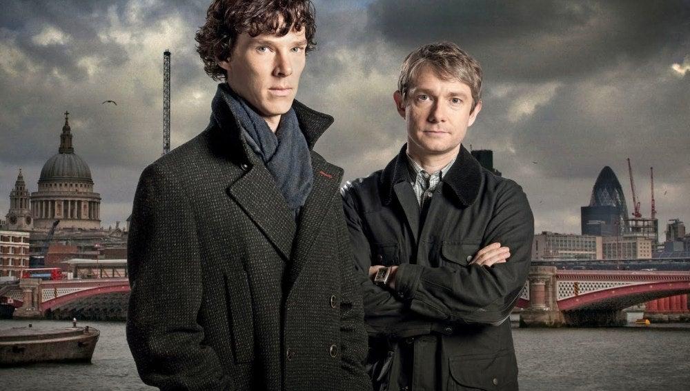 Sherlock, la serie