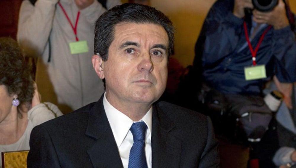 Jaume Matas, en el juicio por el caso 'Palma Arena'