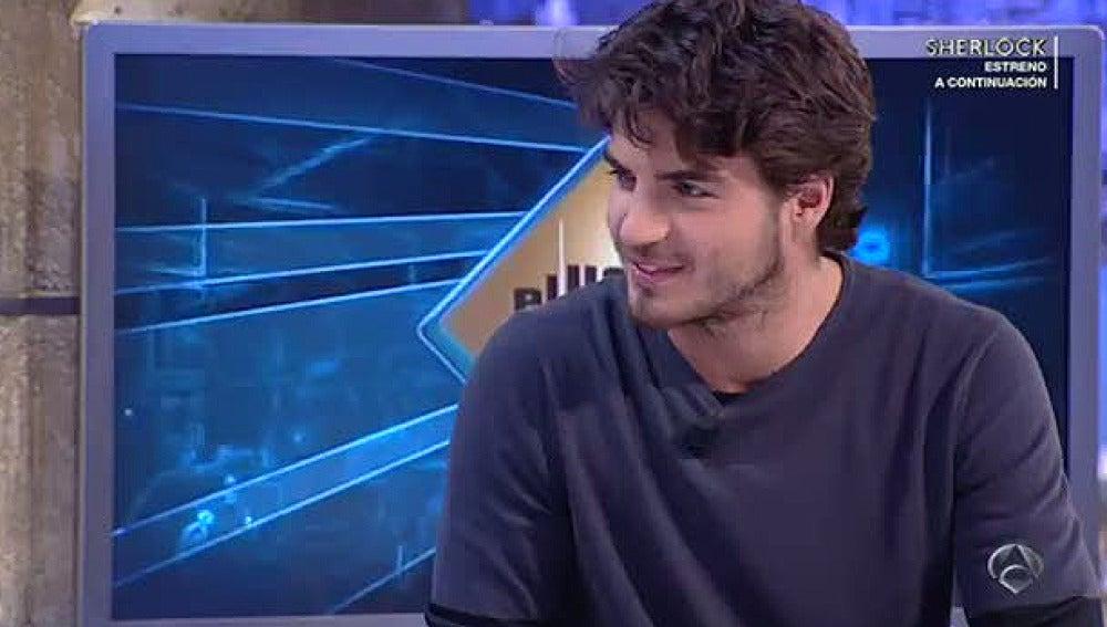 Maxi Iglesias, en 'El Hormiguero'