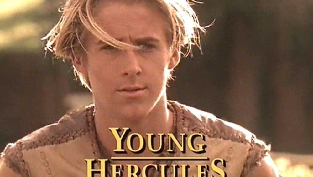 Ryan Gosling, como el pequeño Hércules