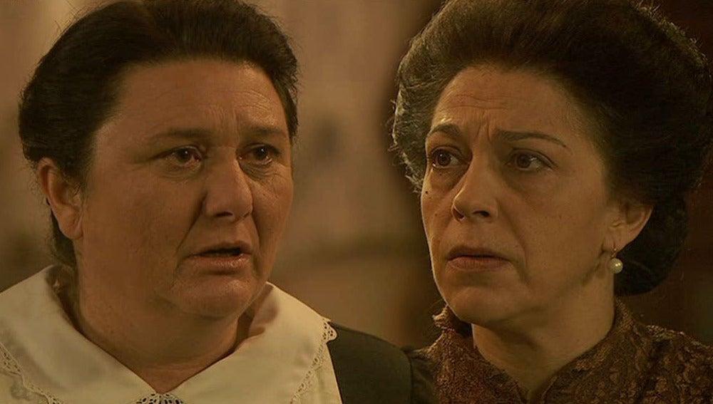 ¿Qué verdad esconden Rosario y Francisca?