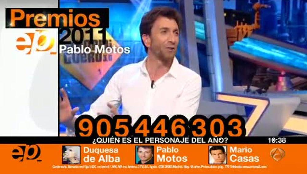 Premio Espejo Público 2011