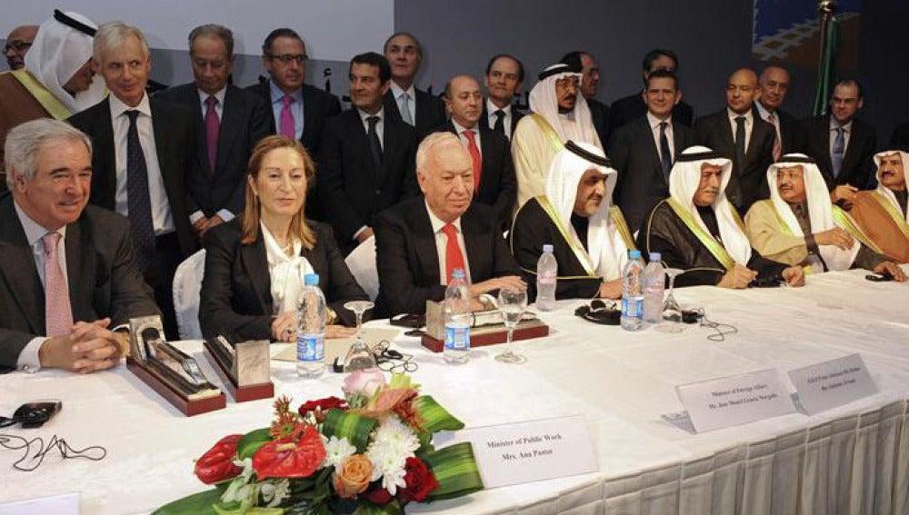 El AVE de Arabia Saudí, el mayor concurso ganado por empresas españolas