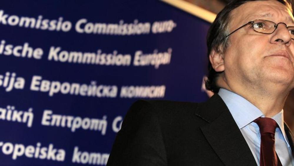 José Manuel Durao Barroso, presidente de la Comisión Europea
