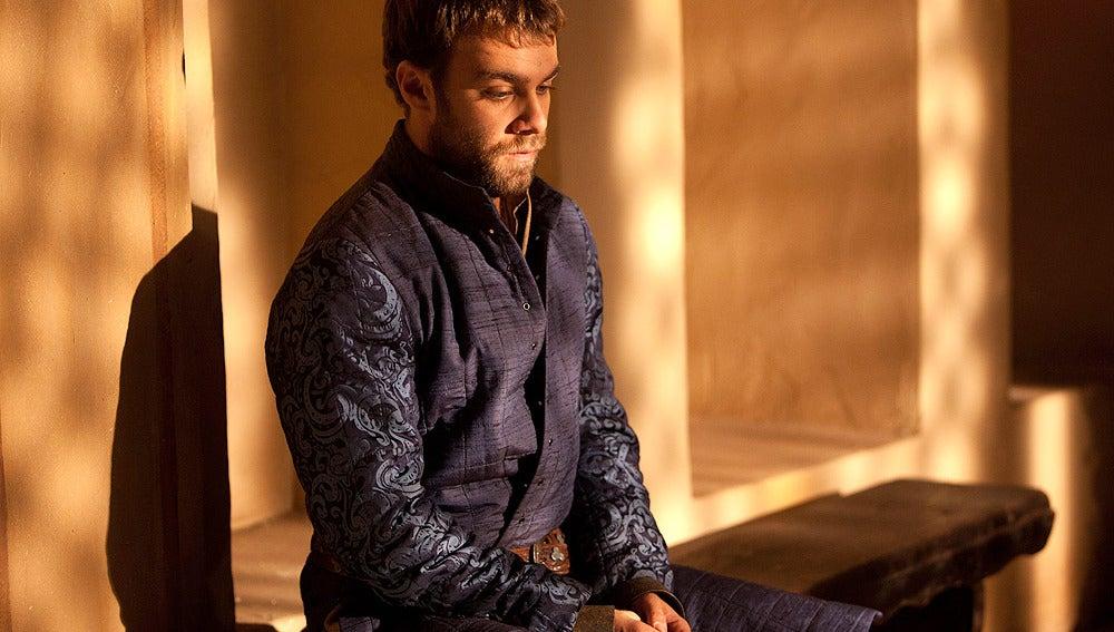 Humberto, el hijo del Conde de Miranda