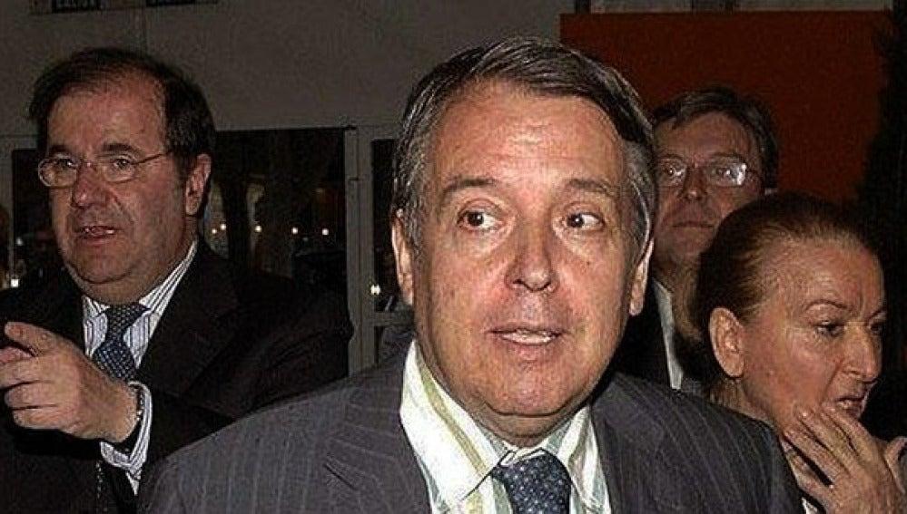 Imagen de archivo del crítico literario Miguel García- Posada.