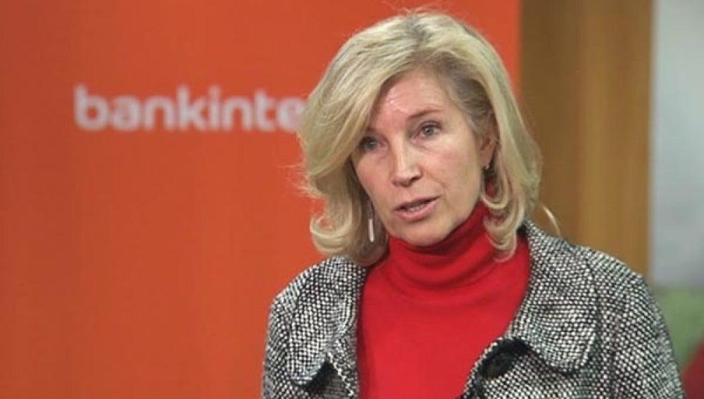 Consejera delegada de Bankinter, María Dolores Dancausa.