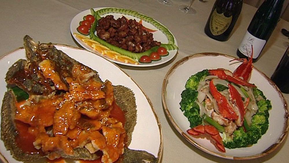 Gastronomía china