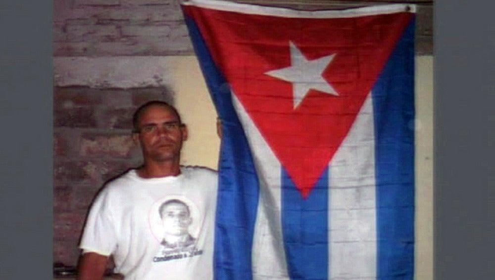 Una huelga de hambre acaba con el disidente cubano Villar