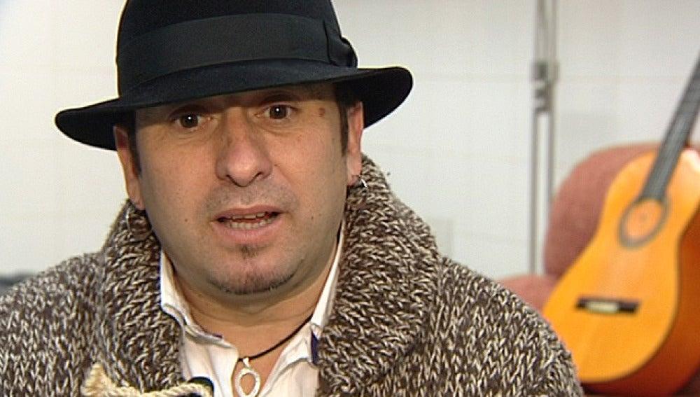 Jose Luis Figueroa, cantante de 'El Barrio'