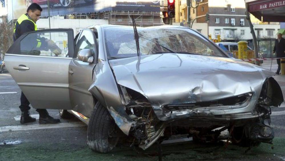 Diez muertos en las carreteras españolas durante el fin de semana