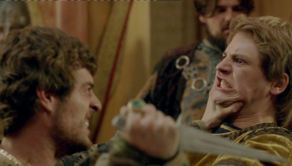 Sancho, decidido a matar a Fernando