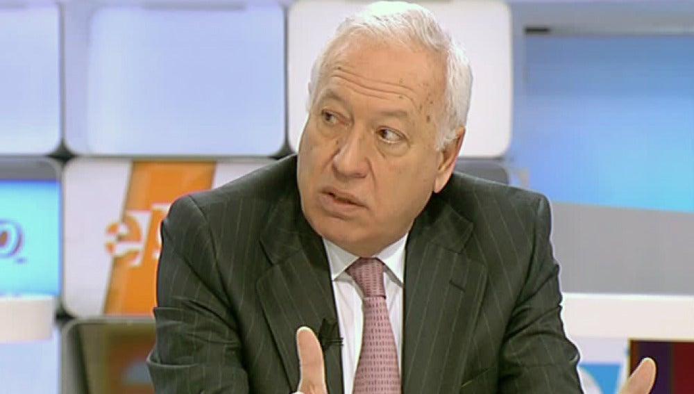 Margallo en Espejo Publico