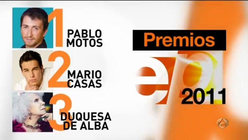 Premios Espejo Público 2011