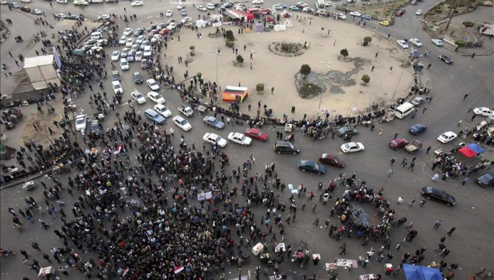Egipto calienta motores por la conmemoración de la revolución
