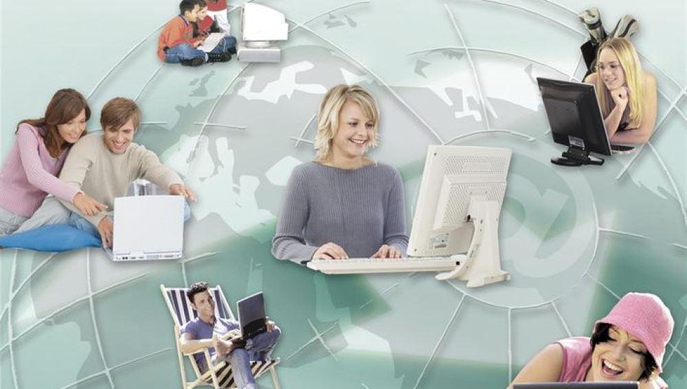 Conectados a las redes sociales
