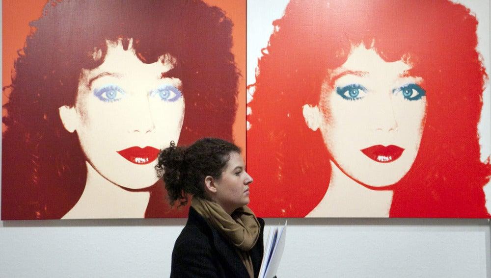 Exposición de Andy Warhol en Zaragoza