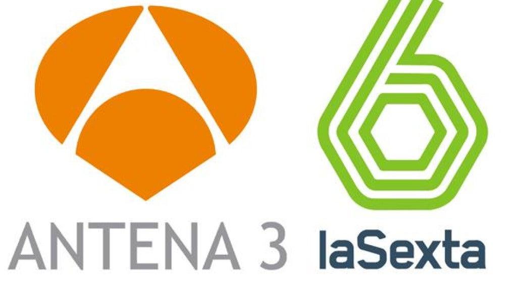 Antena 3 y La Sexta